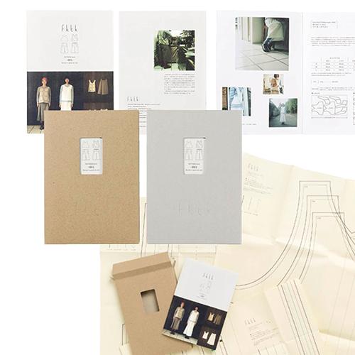 PATTERN.book #001 Worker's pants & vest/清水真介